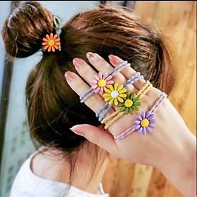 Biểu đồ lịch sử biến động giá bán Dây cột tóc, dây chun buộc tóc hoa cúc nhiều màu phong cách HQ