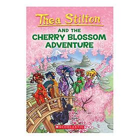 Thea Stilton Book 06: Thea Stilton And The Cherry Blossom Adventure