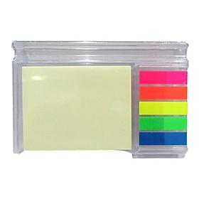 Hộp Giấy Note Và Stick Olife -S-309 - Màu Trắng