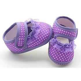Giày tập đi cho bé gái đế mềm chống trượt họa tiết đáng yêu dn2020051801