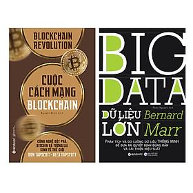 Combo Cuộc Cách Mạng Blockchain + Big Data-Dữ Liệu Lớn