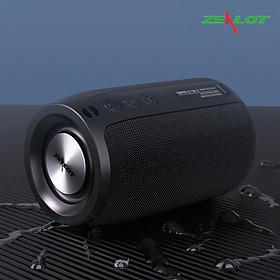 Loa bluetooth Zealot hàng chính hãng với phiên bản bluetooth, 5.0 màng loa kép cho âm thanh 3D sống động cực hay, kết nối ổn định