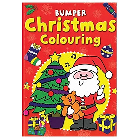 Bumper Christmas Colouring: Red