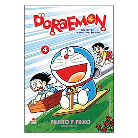Doraemon Tuyển Tập Tranh Truyện Màu - Tập 4 (Tái Bản 2019)