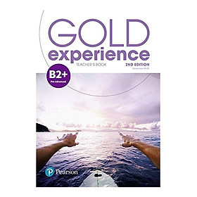 Gold Experience 2Ed - B2 + Teacher's Book Ith Online Practice, Teacher's Resources & Presentation Tool