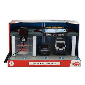 Bộ Đồ Chơi Trạm Cứu Hộ Dickie Toys Rescue Center (31 x 22 x 16 cm)
