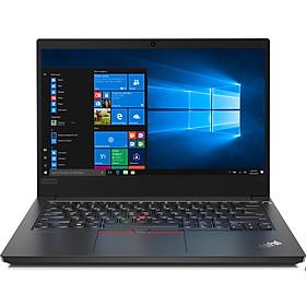 Laptop Lenovo ThinkPad E14 20RA007CVA (Core i5-10210U/ 8GB DDR4 2666MHz/ 512GB SSD/ 14 FHD/ Dos) - Hàng Chính Hãng
