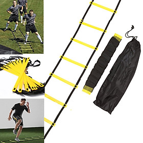 Speed Training Ladder Agility Footwork Football Exercise Workout