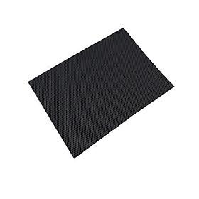 Thảm lót sàn ô tô T25.1 50x70 cm, Thảm lót ghế trước cao su