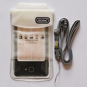 Túi chống nước dành cho điện thoại Dicapac WP-C25i - Hàng chính hãng