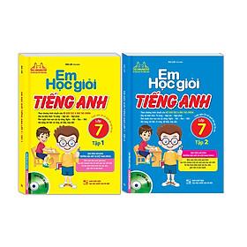 Em Học Giỏi Tiếng Anh Lớp 7 -2 Tập  (Bìa Mềm)