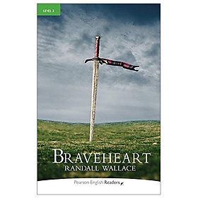 Level 3: Braveheart Book And MP3 Pack (Pearson English Graded Readers)