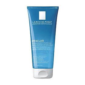 La Roche-Posay - Gel Rửa Mặt Tạo Bọt Cho Da Dầu Nhạy Cảm Effaclar Purifying Foaming Gel 200ml