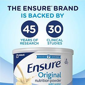 Combo 3 Hộp Sữa bột Ensure Original Nutrition Powder (397g)