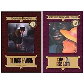 Combo tác phẩm văn học kinh điển:  Oliver Twist + Túp Lều Bác Tom