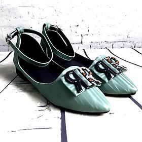 Giày búp bê quai cài thời trang OEM T340KG