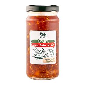 NATURAL Nước Mắm Sả Ớt 200ml - Dh Foods