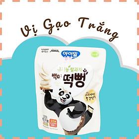 Bánh gạo ăn dặm Ayimeal Yum Yum vi gạo trắng cho bé trên 9 thángtuổi(30g)