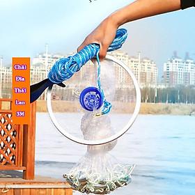 Chài Đánh Cá 4,8M. Chài Cước Thái Lan