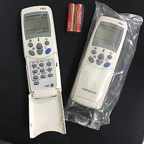 Điều khiển Remote dành cho điều hòa LG 6 nút cài đặt
