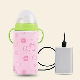 Tấm ủ bình sữa/ tấm ủ giữ nhiệt bình sữa cho bé