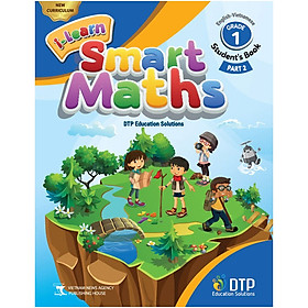 i-Learn Smart Maths Grade 1 Student's Book Part 2 (ENG-VN)