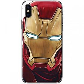 Ốp lưng dành cho iPhone XS Max Ironman