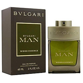 Bvlgari Man Wood Essence 2.0 Oz Eau De Parfum Spray, 2.0 Oz