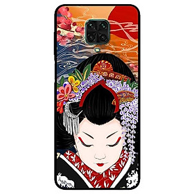 Ốp lưng dành cho Xiaomi Redmi 9s - 9 Pro - 9 Promax mẫu Cô Gái Nhật Bản
