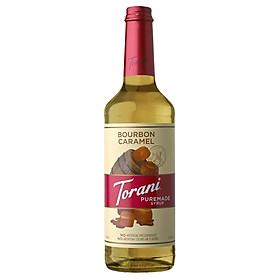 Sirô Torani Puremade Bourbon Caramel