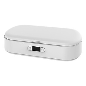 UV Sterilizer Box LED UV Light Disinfection Box Portable Smartphone Sanitizer USB Powered Disinfector Timed Cleaner with