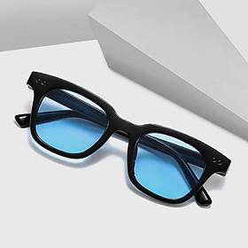 Mắt kính thời trang nam nữ form nhỏ gọng chữ V nhiều màu cực đẹp MK106