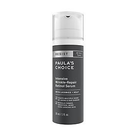 Serum chống nhăn sâu chứa Retinol Paula's Choice Resist Intensive Wrinkle - Repair Retinol Serum 30ml Mã: 7710