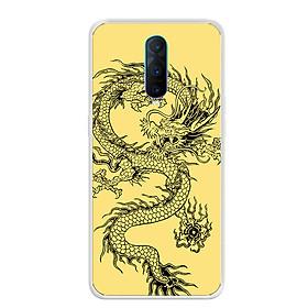 Hình đại diện sản phẩm Ốp lưng dẻo cho điện thoại Oppo R17 Pro - 0224 DRAGON04 - Hàng Chính Hãng