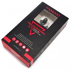 Tai nghe Moxpad X9 in-ear Monitor Bass HD - Hàng chính hãng