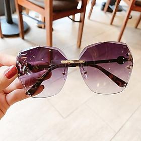 Mắt kính nữ chống nắng - thời trang sành điệu MK79