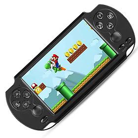 Máy chơi game đa năng 9in1 PSP X9 Plus - bộ nhớ 16Gb Đen - Chơi PSP/ GBA/ GBC/ Nes