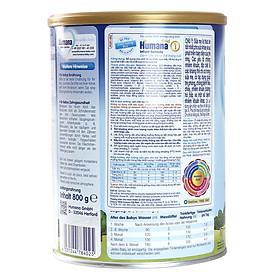 Sữa Bột Humana Gold 1 (800g)