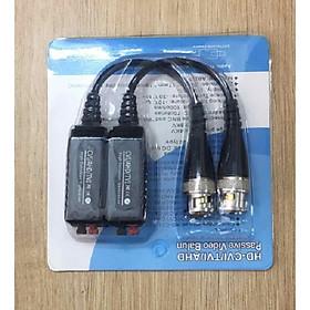 Video Balun chuyên dùng camera AHD - CVI - TVI
