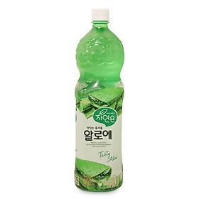 Nước Nha Đam Lô Hội Tự Nhiên WoongJin Hàn Quốc 41% Chai PET 1.5L