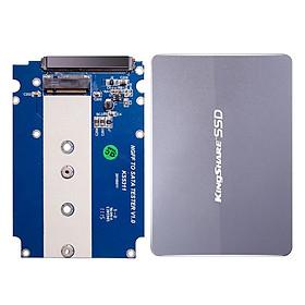 Adapter Kingshare Chuyển Đổi SSD M2 SATA To 2.5 inch - Hàng Nhập Khẩu