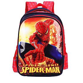 Balo bé trai người nhện Spiderman cho bé 5-  8 tuổi