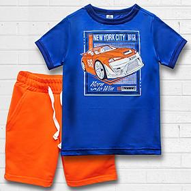 Quần áo Siêu xe dành cho bé Trai thương hiệu TAMOD.