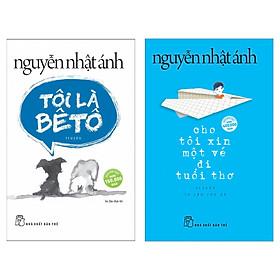 Combo Truyện Dài Nguyễn Nhật Ánh: Tôi Là Bêtô + Cho Tôi Xin Một Vé Đi Tuổi Thơ (2 cuốn/ Tặng kèm Bookmark Green Life)