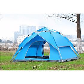 Lều cắm trại 4 người tự bung mẫu mới