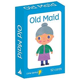 Little Genius Card - Old Maid