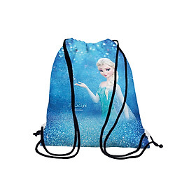 Túi Rút In Hình Elsa Frozen BDFF215