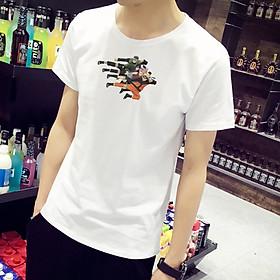 Áo Thun Nam Cực Hot - Chất Cotton - Dáng Body Thời Trang Hàn Quốc Giá Rẻ Cực Đẹp Kiểu Dáng Năng Động Cá Tính Siêu Hot Phù Hợp Đi Làm, Đi Chơi ANM-137 Naruto