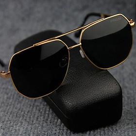 Kính mát nam nữ PAGINI KINH6522B - Tặng hộp kính và khăn lau - Thiết kế thời trang, chống lóa, chống tia UV - Gọng kính cao cấp siêu bền