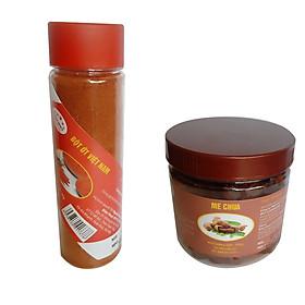 Bột ớt Việt Nam Kèm vị Mã 063.